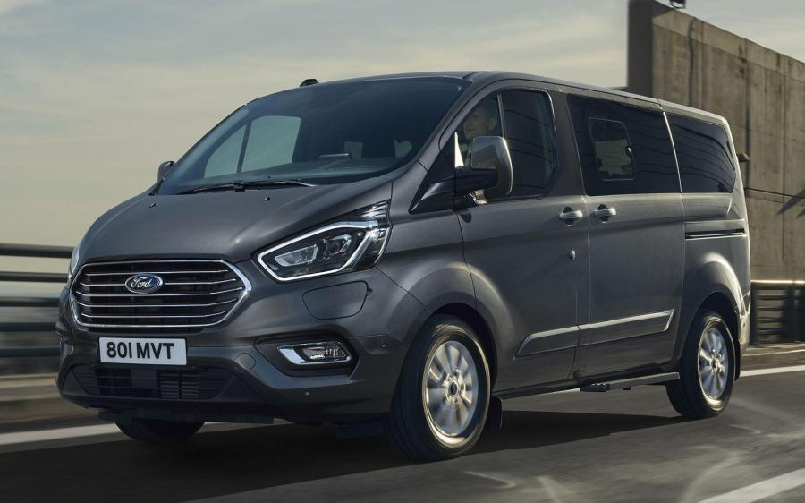 Ford Tourneo Custom PHEV (WW) '2019
