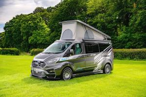 Ford Transit Custom Camper Van by MS-RT 2019 года