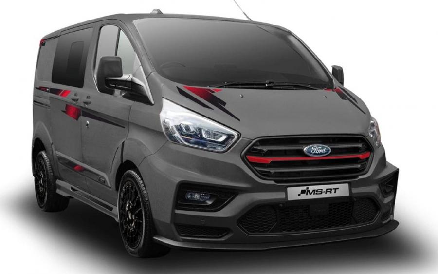2019 Ford Transit Custom R185 by MS-RT