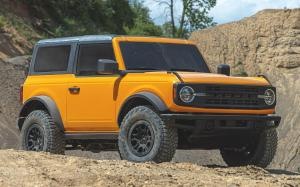 Ford Bronco 2-Door First Edition Preproduction