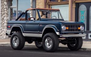Ford Bronco Handcrafted by Gateway Bronco & Roush