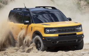 Ford Bronco Sport First Edition Preproduction
