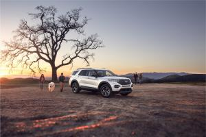 2020 Ford Explorer XLT Sport Appearance Package