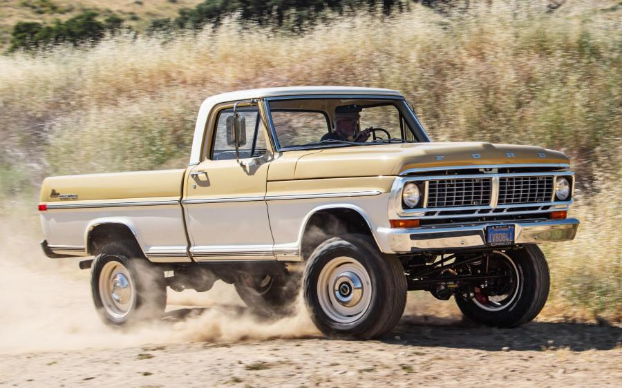 Ford F-100 by ICON '2020