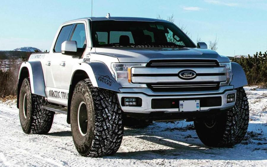 Ford F-150 Lariat SuperCrew by Arctic Trucks '2020
