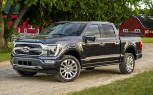 Ford F-150 Limited SuperCrew 2020 года