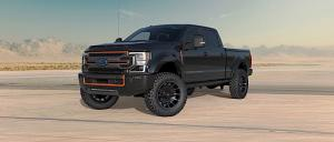 2020 Ford F-250 Super Duty Fat Boy by Harley-Davidson