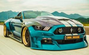 Ford Mustang GT M86 Unicorn by Clinched
