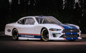 Ford NASCAR Mustang 2020 года