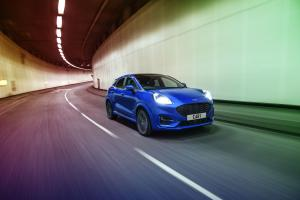 Ford Puma ST-Line X-Design Pack 2020 года