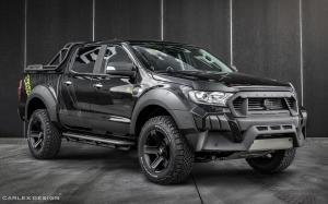 Ford Ranger Double Cab by Carlex Design 2020 года