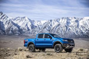 2020 Ford Ranger FX4 Off Road Ford Performance Parts Level 1
