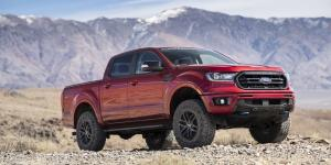 2020 Ford Ranger FX4 Off Road Ford Performance Parts Level 2
