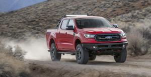 2020 Ford Ranger FX4 Off Road Ford Performance Parts Level 3