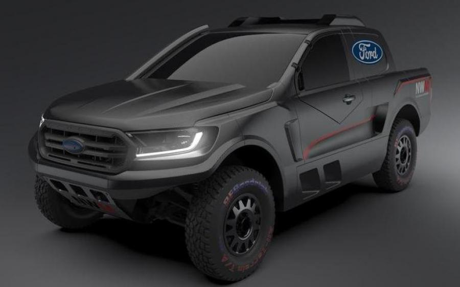 Ford Ranger South Country Cross Series by Neil Woolridge Motorsport '2020