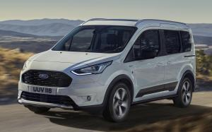 Ford Tourneo Connect Active 2020 года (EU)