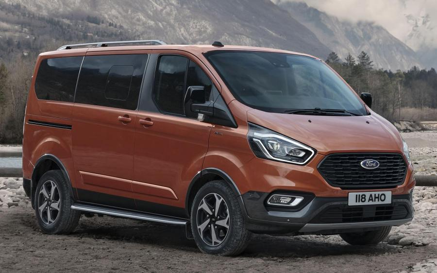 Ford Tourneo Custom Active (EU) '2020