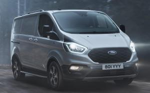 Ford Transit Custom Active 2020 года (EU)