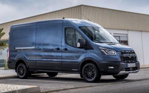 Ford Transit Trail 2020 года (EU)