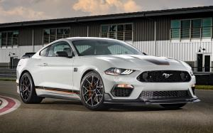 Ford Mustang Mach 1 Handling Package 2021 года