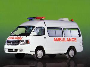 Foton View Ambulance 2010 года