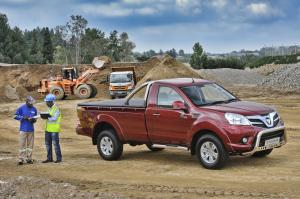 2012 Foton Tunland 4x4 Single Cab Accessories