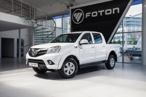 Foton Tunland Double Cab 2016 года