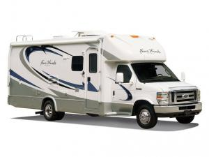 2011 Four Winds Siesta Semi-Integrated