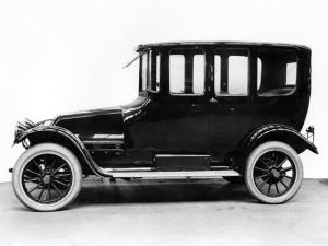 Franklin Model Six-30 Sedan 1914 года