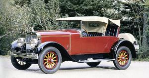 1925 Franklin Model 11-A Sport Runabout