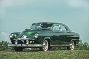 Frazer Manhattan Hardtop Sedan 1951 года