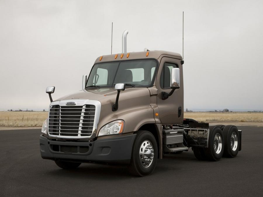 Freightliner Cascadia Day Cab '2007