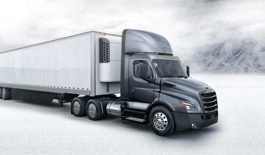 Freightliner Cascadia Day Cab '2016