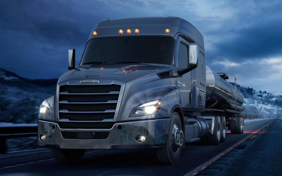 Freightliner Cascadia Mid-roof XT '2016