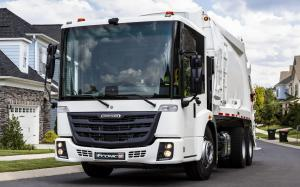 Freightliner Econic SD McNeilus Refuse Truck '2018