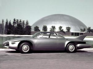 GM Firebird II Concept Car 1956 года