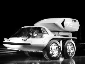 GM Bison Concept Car 1964 года