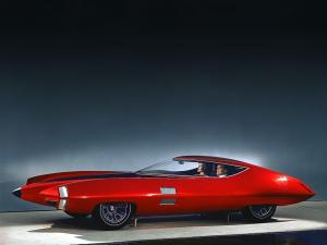 1964 GM-X Stiletto Concept Car