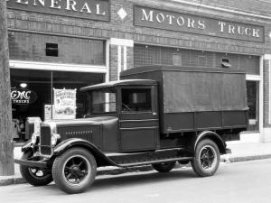 1928 GMC T-11 Canopy Express