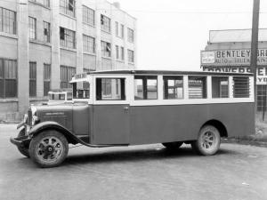 1931 GMC T-15 School Bus
