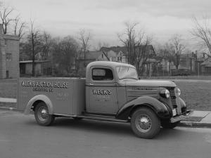 1937 GMC T-14 12-Ton Chassis Cab