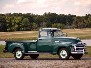 GMC 102-24 12-Ton Pickup 1954 года
