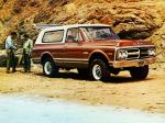 GMC Jimmy 1971 года