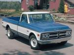 GMC C2500 Wideside Pickup 1972 года