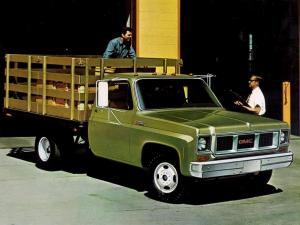 GMC C3500 Light Duty Truck 1973 года