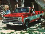 GMC 1500 Wide-Side Pickup Sierra Grande Pkg 1976 года
