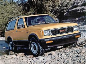 1983 GMC S-15 Jimmy