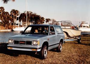 1986 GMC S-15 Jimmy