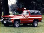 GMC Jimmy K5 Firetruck 1988 года