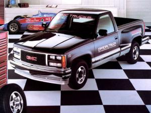 GMC Sierra Sportside Official Indy 500 Truck 1988 года